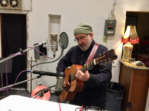 Mike Buchman at Weird Signals Studio
